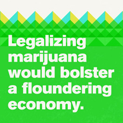 Infographic on Cannabis Legalization