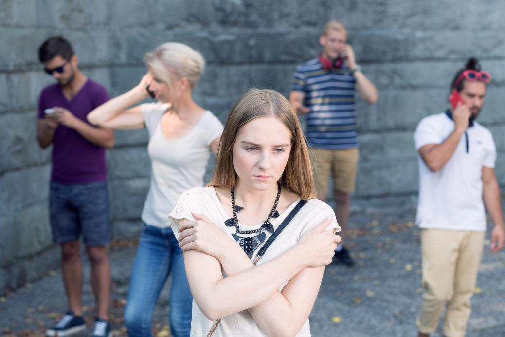 Cannabis, trouble d'anxiété sociale et trouble de la personnalité évitante