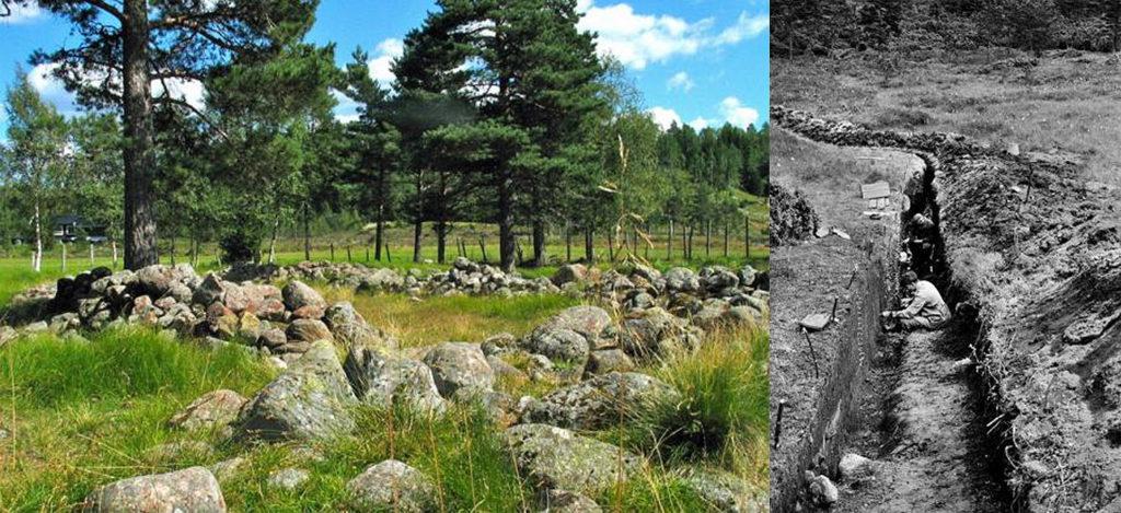 Los Vikingos Noruegos plantaban cáñamo