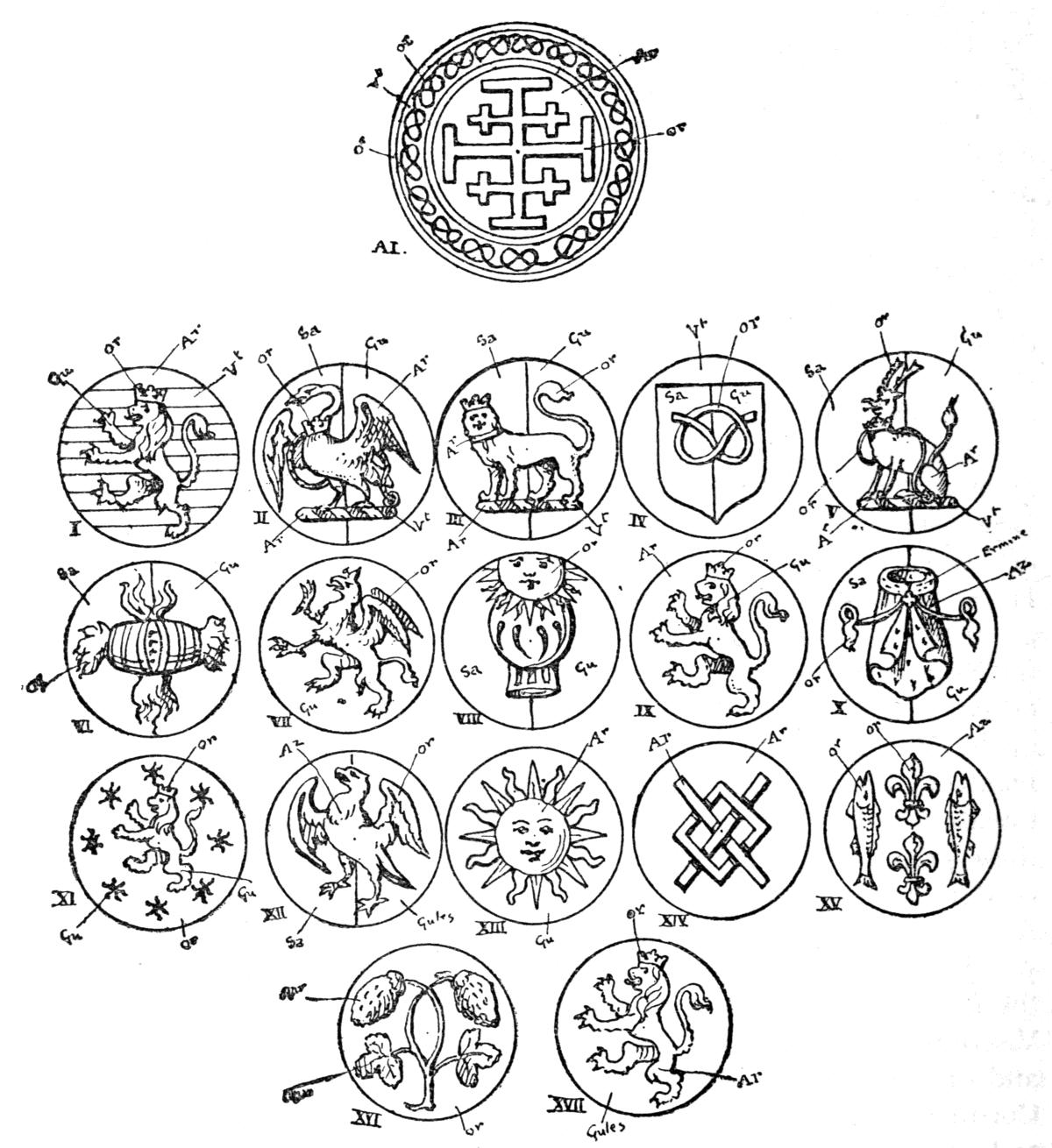 Heraldic Cannabis The Symbolic History Of Cannabis