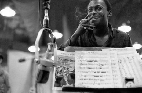 Innumerable creatives have used cannabis throughout history to increase their creativity, for example the legendary Miles Davis
