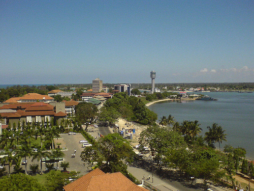 Cannabis in Tanzania - 1 - The beautiful port city of Dar es Salaam is a major hub for international trafficking of narcotics (Ali Damji)