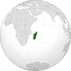 Cannabis in Madagascar
