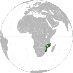 Cannabis in Mozambique