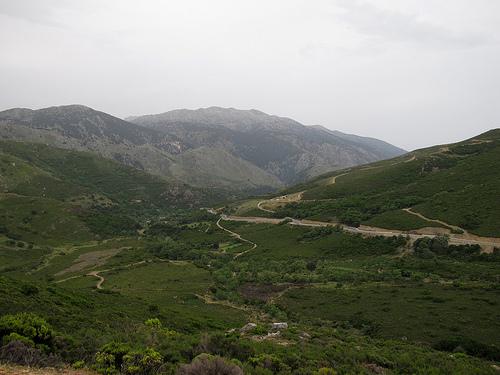 les régions montagneuses éloignées de la Crête sont le foyer de nombreux producteurs de cannabis, dont un bon nombre sont armés - Blog Sensi Seeds