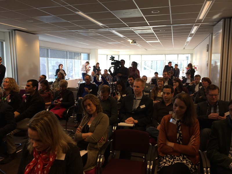 The Joint Regulation event was well attended. In addition to all the administrators, there were also interested parties and many members of the press present.