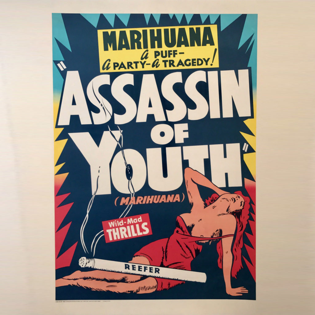 Hash Marihuana & Hemp Museum collection