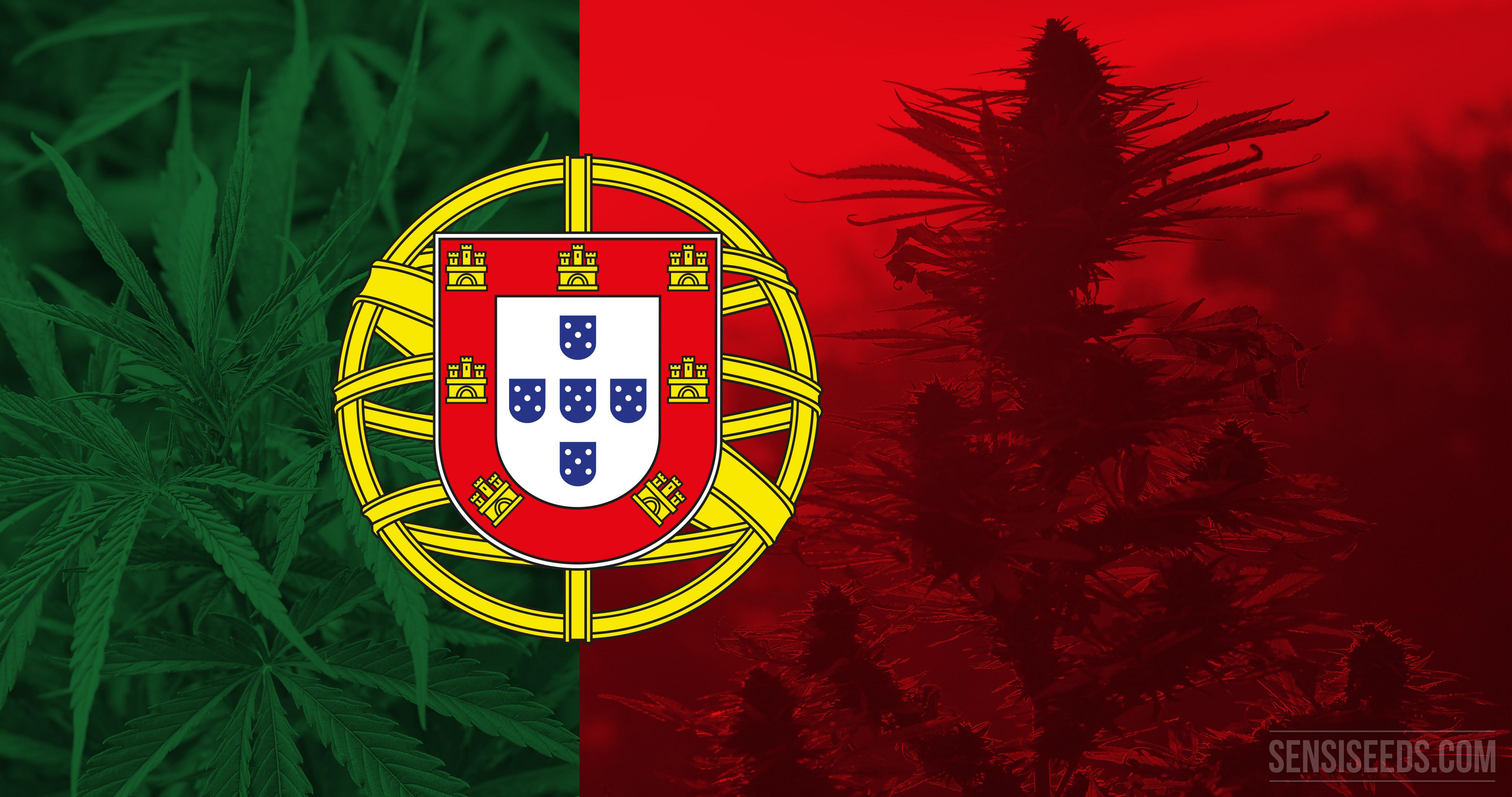 Portugal Marihuana