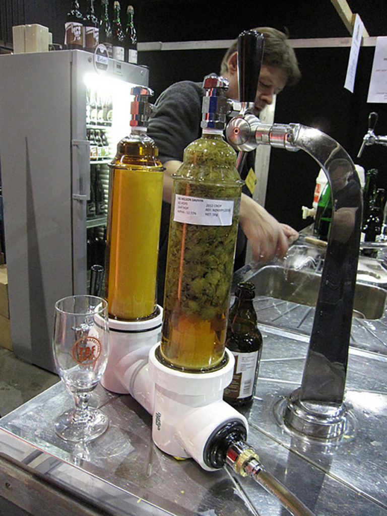 How to brew cannabis beer