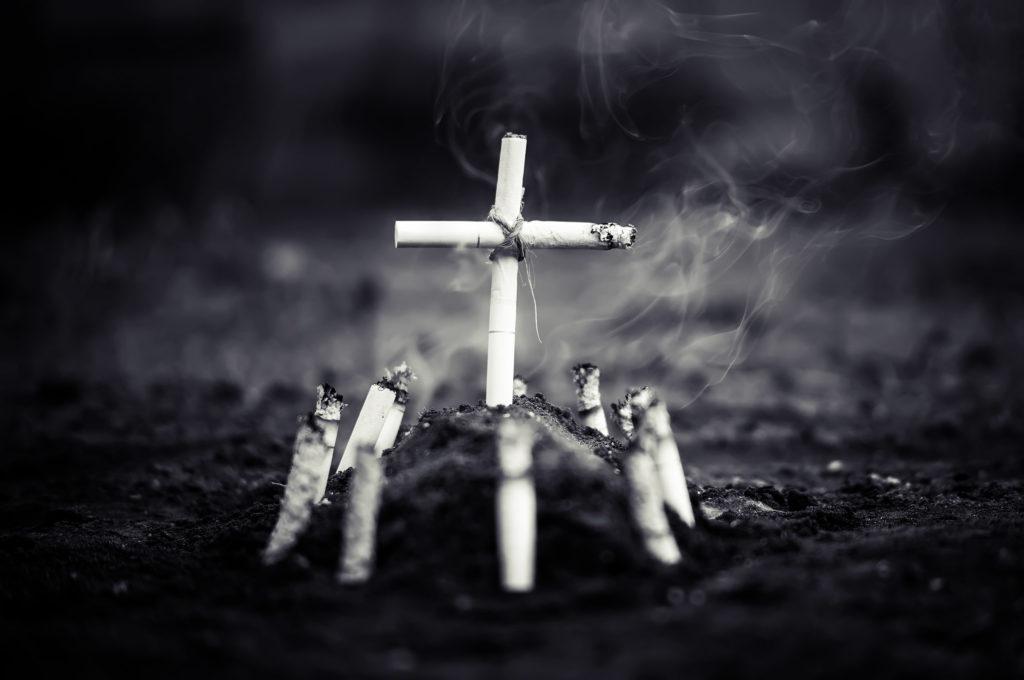 El tabaco mata a casi 6 millones de personas cada año, según datos de la OMS.