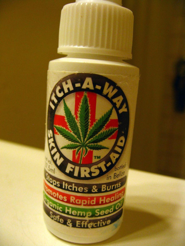 Cannabis & chronic skin conditions