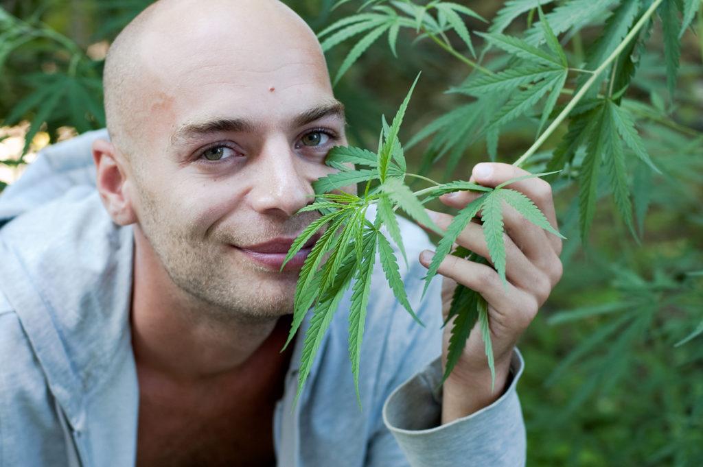 Los 5 beneficios más importantes del cannabis para los enfermos de cáncer