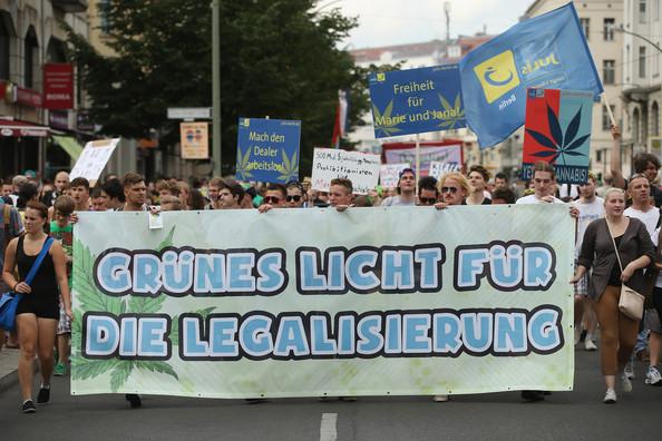 Duitsland heeft een actieve legaliseringsbeweging, maar slechts 29% van de bevolking wil dat cannabis gelegaliseerd wordt