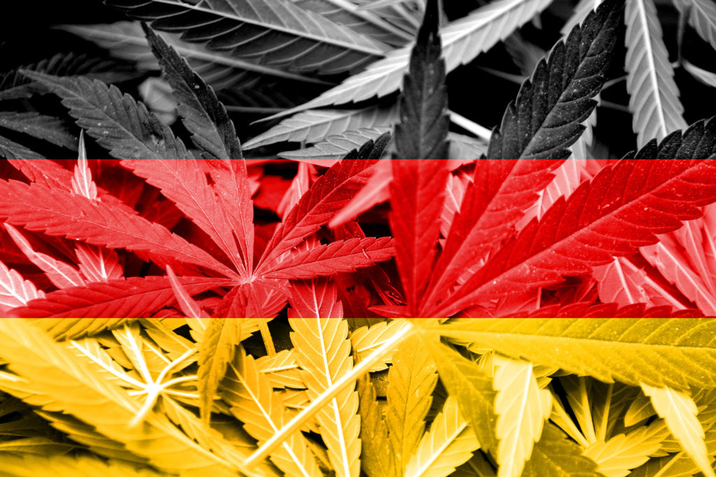 Estatus legal del cannabis en Alemania - un resumen