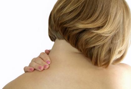 Door MS veroorzaakte spierkramp kan enorm pijnlijk en slopend zijn (© Dr Todd Cremeans)