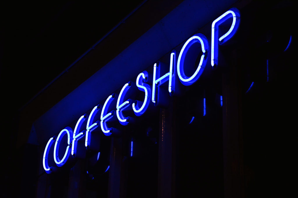 The Public Prosecution Service will prosecute coffeeshops if they do not observe specific regulations