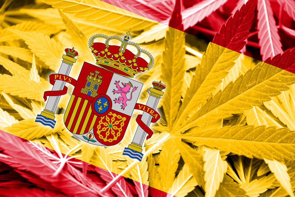 CANNABIS IN SPANIEN NEUES GESETZ FÜR ÖFFENTLICHE SICHERHEIT