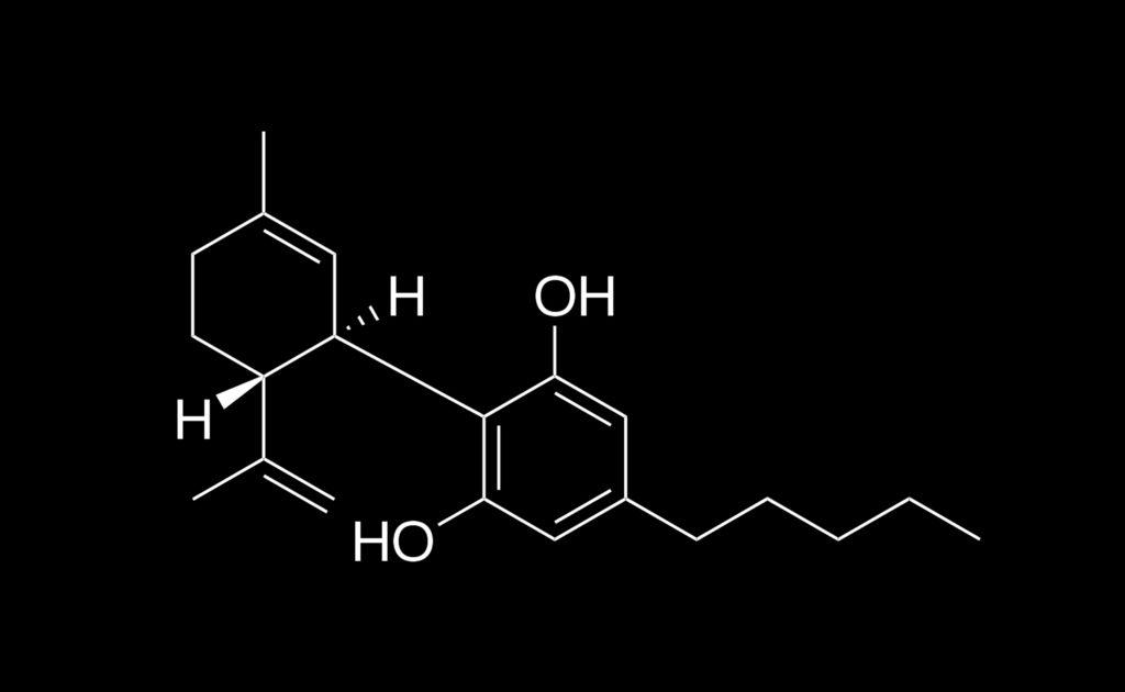 El cannabidiol (CBD) es uno de los fitocannabinoides que se encuentran en la planta de cannabis