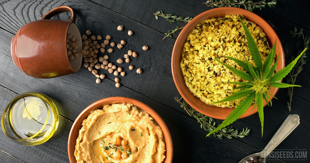 Quick and Easy Hempseed Hummus