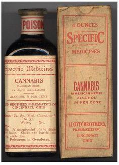 Aunque las pruebas del efecto expectorante del cannabis no son consistentes, se ha utilizado en medicamentos para la tos durante siglos