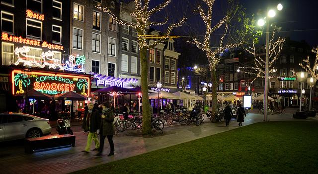 Dutch tolerance – 20 years ago