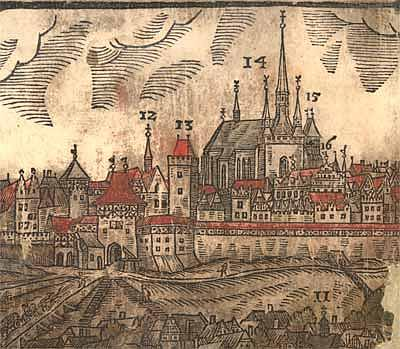 Medieval Žatec - Sensi Seeds Blog