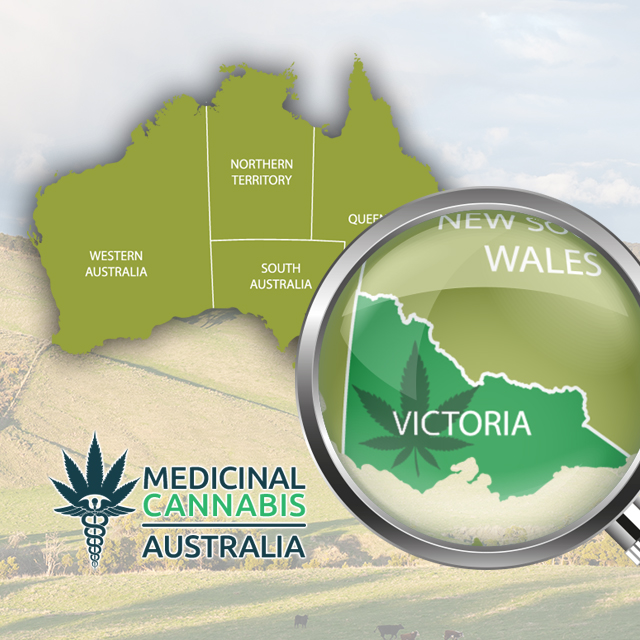 Australian state of Victoria to legalise medicinal cannabis