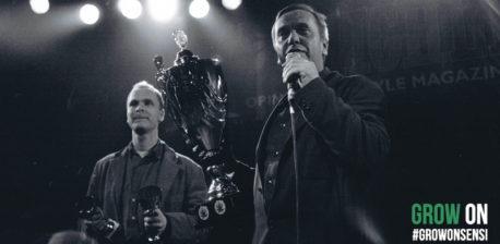 Ben Allan Dronkers Cannabis Award
