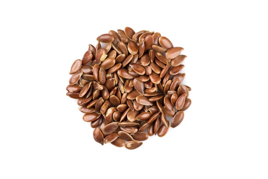 On a récemment découvert dans les graines de lin des composés très similaires aux CBD