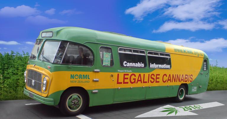 L'Océanie progresse aussi : le cannabis en Nouvelle-Zélande – première partie