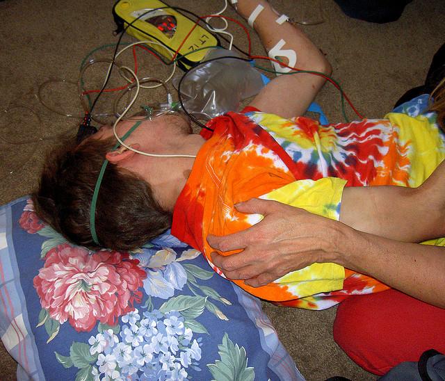 Se ha demostrado que el CBD administrado por vía oral es seguro y eficaz para los niños que sufren epilepsia (© cobalt123)