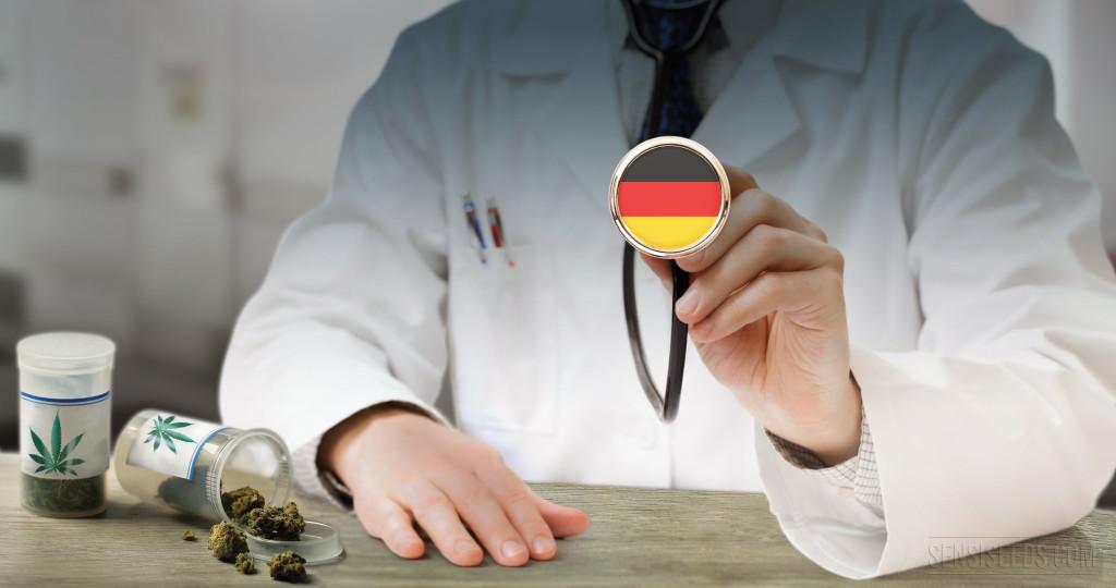 Cannabis als Medizin wird noch 2016 Gesetz - Sensi Seeds blog