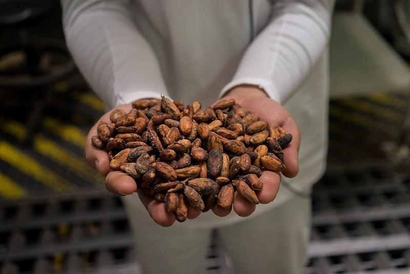Sommige van 's werelds armste boeren zouden profijt kunnen hebben van fair trade (© USAID_IMAGES)