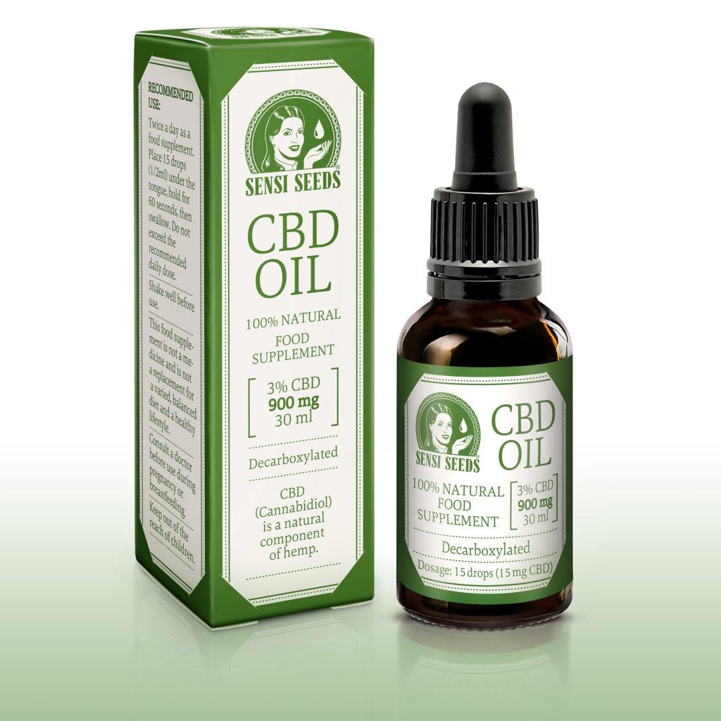 CBD Oil: Should I add it to my diet? - Sensi Seeds Blog