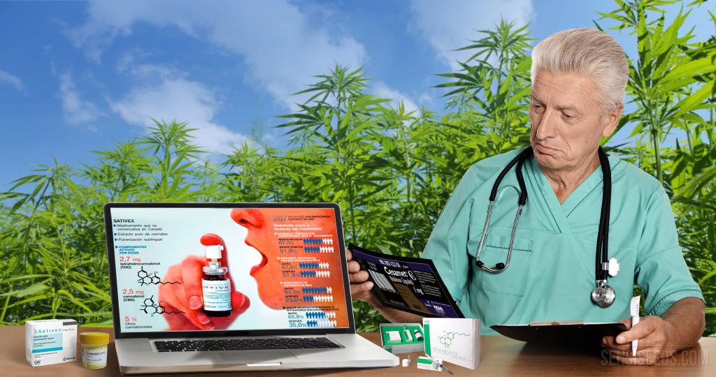 Cannabinoïden in de geneeskunde - overzicht voor artsen en medisch personeel