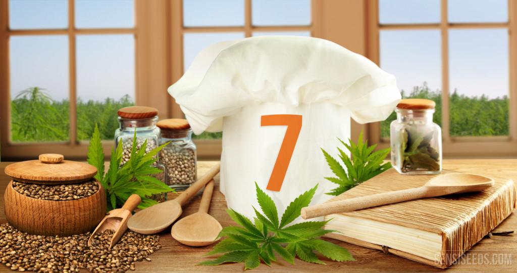 Eenvoudige en snelle recepten met hennepzaad - onze top 7