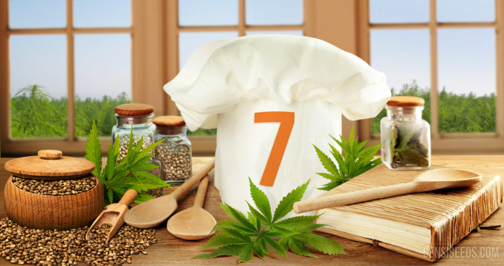 Simple and quick hemp seed recipes - our Top 7