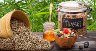 Recipe: Homemade hemp muesli