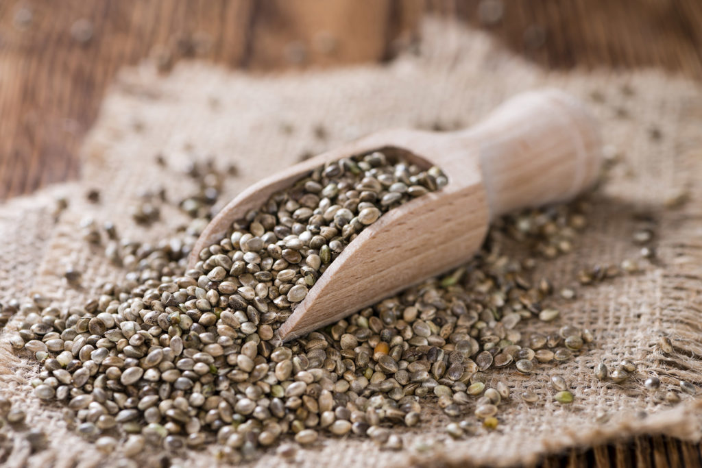 How I Accidentally Alleviated my Arthritis with Hempseed