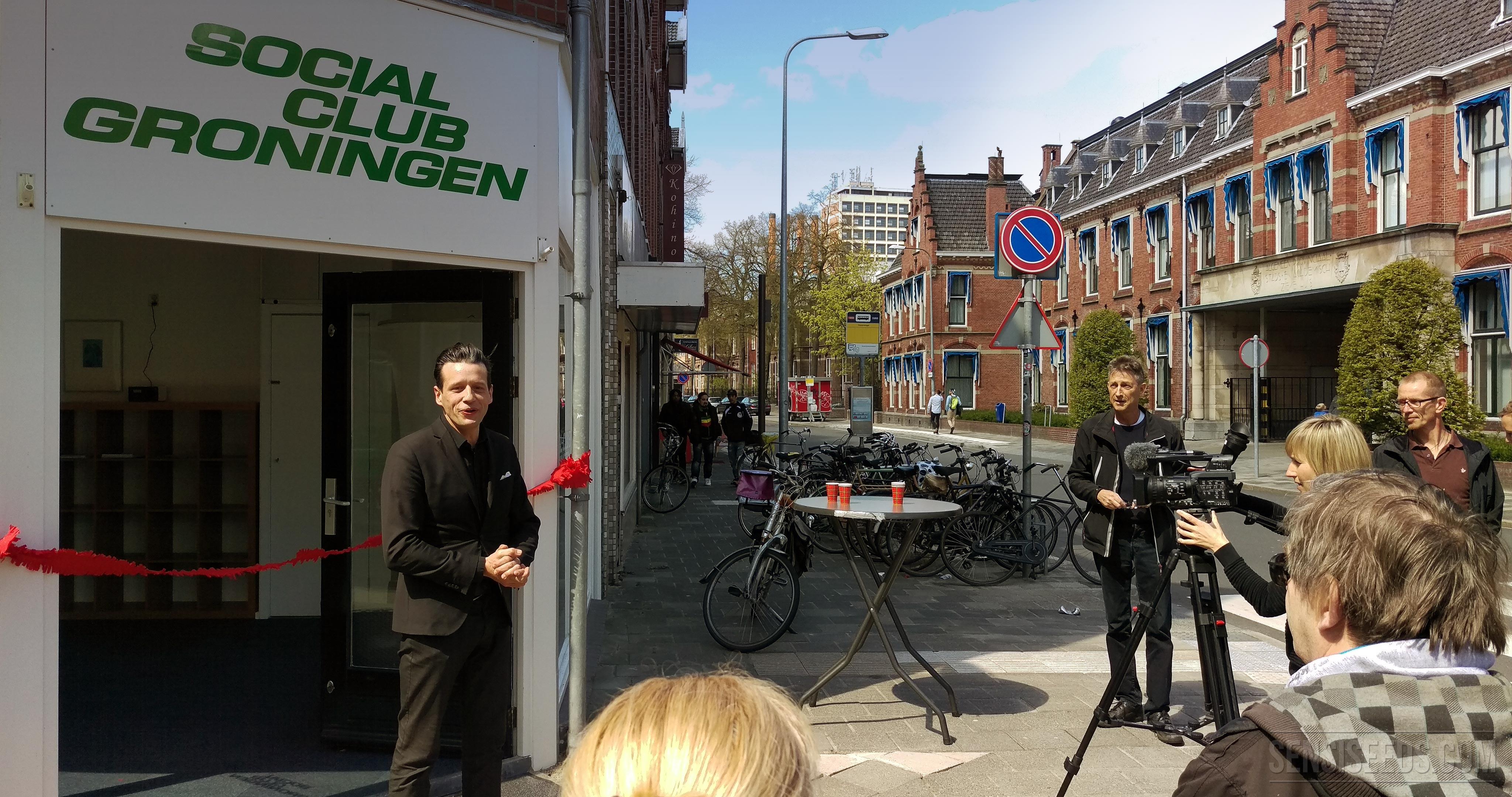 Medical Social Club geopend in Groningen | Sensi Seeds