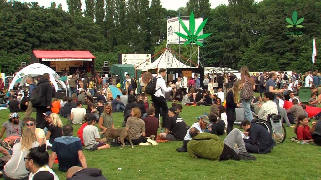 Cannabis Liberation Day Amsterdam 2016 - Sensi Seeds