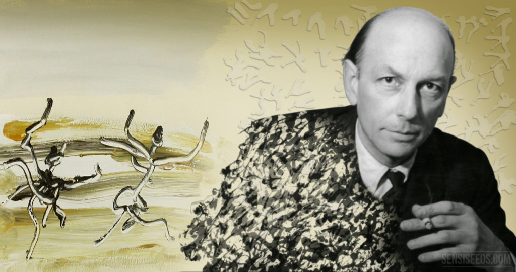 Henri Michaux, Cannabis, and the flying carpet