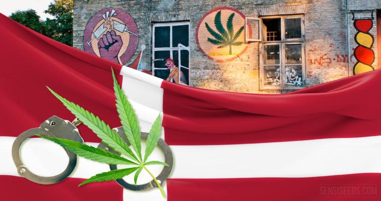Le statut juridique du cannabis au Danemark – un aperçu