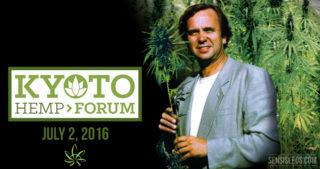 Watch Ben Dronkers' presentation at Kyoto Hemp Forum 2016