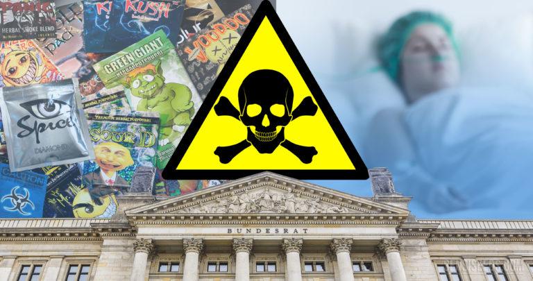 Bundesrat allemand : Cannabis et euphorisants légaux