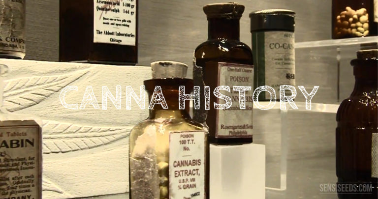 Canna History: did you know these facts about cannabis?