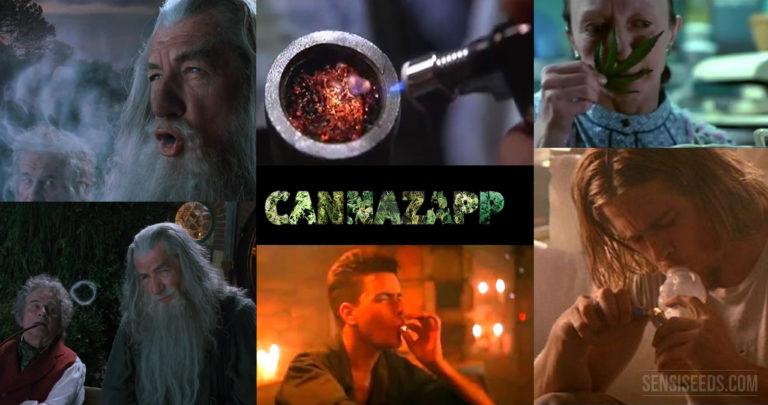 CannaZapp #12 – Les fumeurs de cannabis sur le grand écran