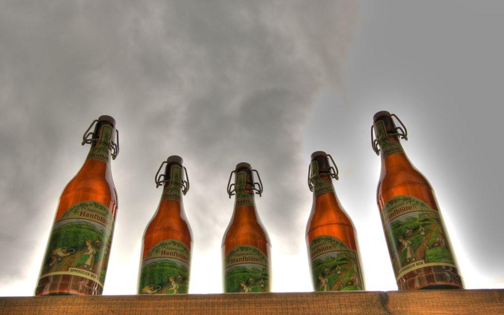 Hemp Beer - Sensi Seeds