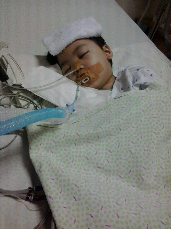 La paciente con Síndrome de Dravet, Moon Jaden, lamentablemente murió en 2013. La PCCS hizo campaña, sin éxito, para que recibiera cannabis medicinal (© PCCS)