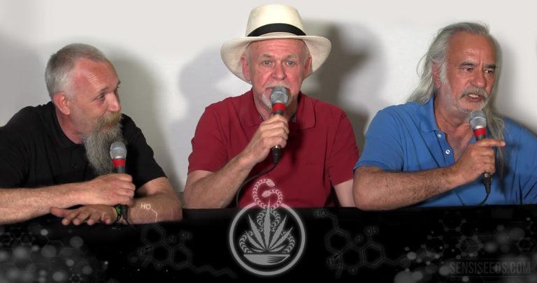 Votre opinion: 3 autorités incluant Rick Simpson discutent de l'huile de cannabis médicinal
